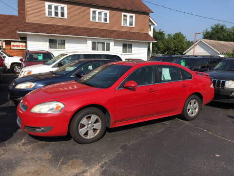 2010 Chevrolet Impala for sale at Holiday Auto Sales in Grand Rapids MI