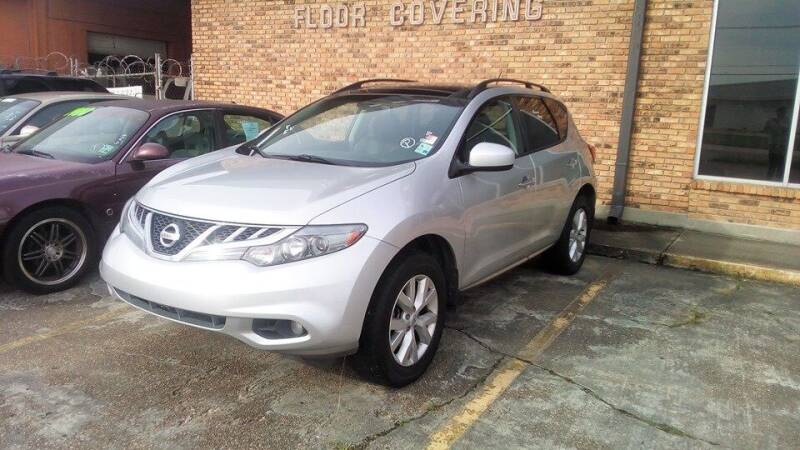 2012 Nissan Murano for sale at Best Auto Sales in Baton Rouge LA
