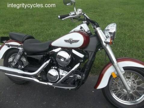 2008 Kawasaki Vulcan 1500 for sale at INTEGRITY CYCLES LLC in Columbus OH