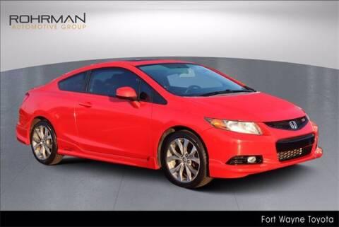 2012 Honda Civic for sale at BOB ROHRMAN FORT WAYNE TOYOTA in Fort Wayne IN