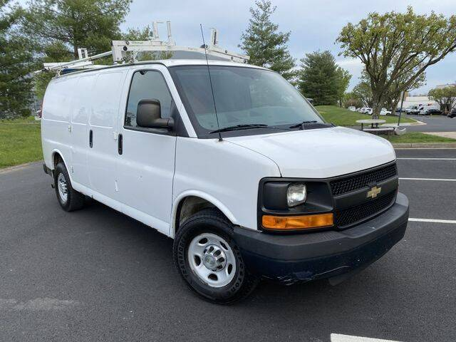 2013 Chevrolet Express Cargo for sale at SEIZED LUXURY VEHICLES LLC in Sterling VA