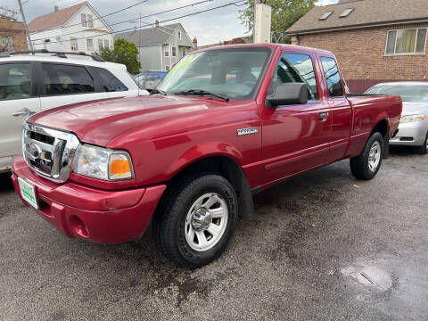 2008 Ford Ranger for sale at Barnes Auto Group in Chicago IL