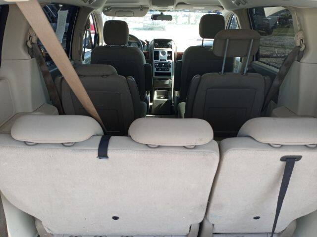 2010 Chrysler Town and Country for sale at Jerry Allen Motor Co in Beaumont TX