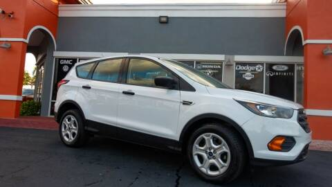2019 Ford Escape for sale at Car Depot in Miramar FL