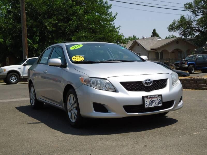 2010 Toyota Corolla for sale in Sacramento, CA