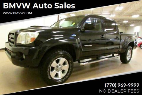 2006 Toyota Tacoma for sale at BMVW Auto Sales - Trucks and Vans in Union City GA