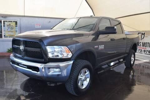 2015 RAM Ram Pickup 2500 for sale at 1st Class Motors in Phoenix AZ