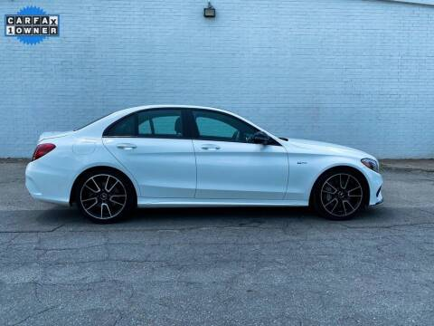 2018 Mercedes-Benz C-Class for sale at Smart Chevrolet in Madison NC