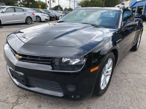 2014 Chevrolet Camaro for sale at Capital Motors in Raleigh NC