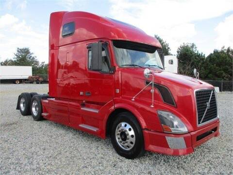 2011 Volvo VNL64T660 for sale at Vehicle Network - Allstate Truck Sales in Colfax NC