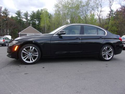 2017 BMW 3 Series for sale at Mark's Discount Truck & Auto Sales in Londonderry NH