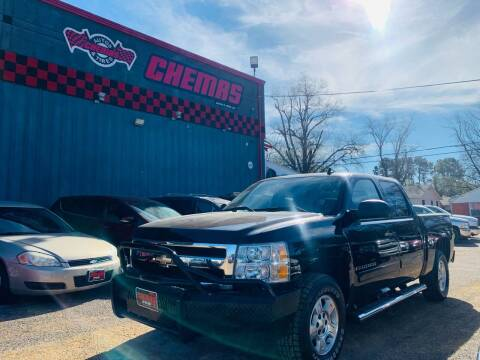 2008 Chevrolet Silverado 1500 for sale at Chema's Autos & Tires in Tyler TX