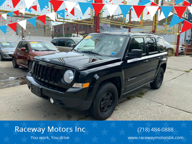 2014 Jeep Patriot for sale at Raceway Motors Inc in Brooklyn NY