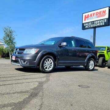 2016 Dodge Journey for sale at Hayden Cars in Coeur D Alene ID