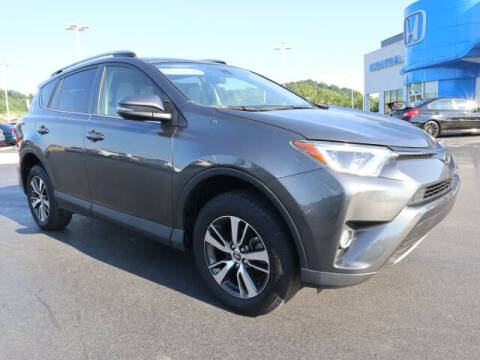2018 Toyota RAV4 for sale at RUSTY WALLACE HONDA in Knoxville TN