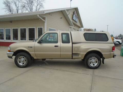 2000 Ford Ranger for sale at Milaca Motors in Milaca MN