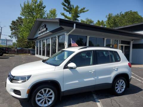 2018 Volkswagen Tiguan Limited for sale at Prestige Pre - Owned Motors in New Windsor NY