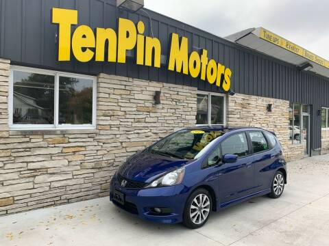 2013 Honda Fit for sale at TenPin Motors LLC in Fort Atkinson WI
