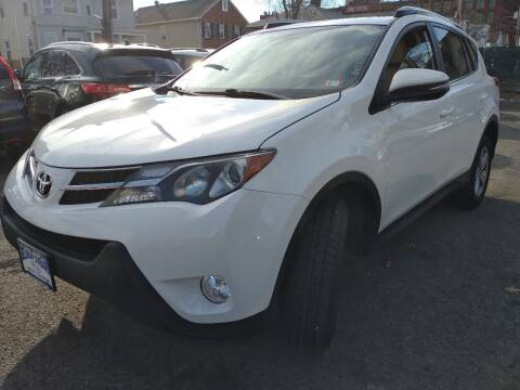 2015 Toyota RAV4 for sale at Choice Motor Group in Lawrence MA