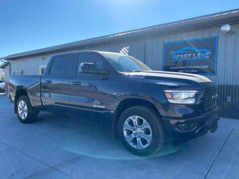 2019 RAM Ram Pickup 1500 for sale at FAST LANE AUTOS in Spearfish SD