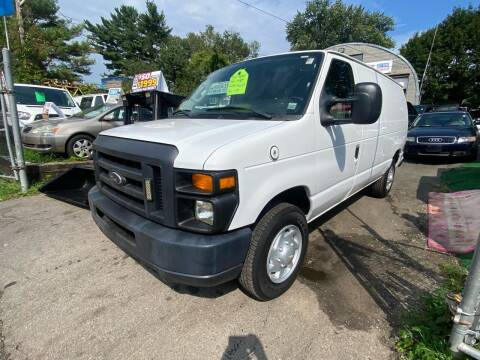 2013 Ford E-Series Cargo for sale at White River Auto Sales in New Rochelle NY