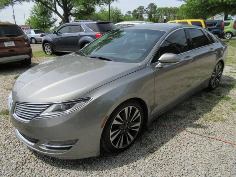 2016 Lincoln MKZ for sale at Dallas Auto Mart in Dallas GA