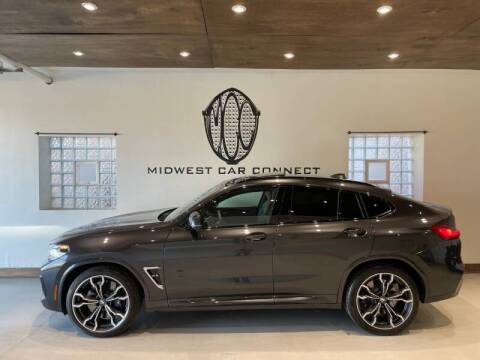 2020 BMW X4 M for sale at Midwest Car Connect in Villa Park IL