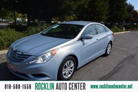 2011 Hyundai Sonata for sale at Rocklin Auto Center in Rocklin CA