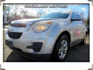 2010 Chevrolet Equinox for sale at Rockland Automall - Rockland Motors in West Nyack NY