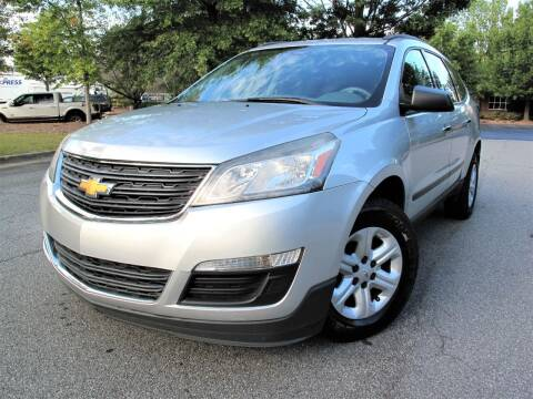 2013 Chevrolet Traverse for sale at Top Rider Motorsports in Marietta GA