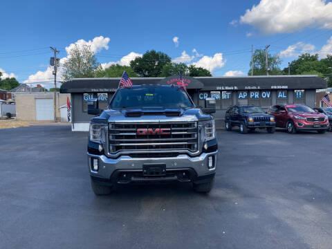 2020 GMC Sierra 3500HD for sale at Savannah Motors in Belleville IL