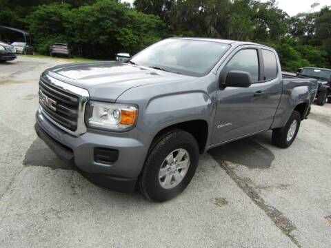 2020 GMC Canyon for sale at S & T Motors in Hernando FL