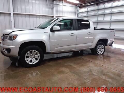 2016 Chevrolet Colorado for sale at East Coast Auto Source Inc. in Bedford VA