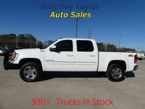 2013 GMC Sierra 1500 for sale at Billy Ray Taylor Auto Sales in Cullman AL