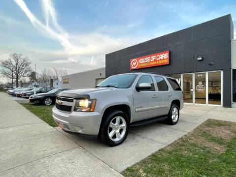 2007 Chevrolet Tahoe for sale at HOUSE OF CARS CT in Meriden CT