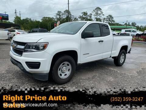 2015 Chevrolet Colorado for sale at Right Price Auto Sales in Waldo FL