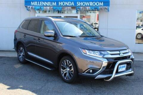 2018 Mitsubishi Outlander for sale at MILLENNIUM HONDA in Hempstead NY