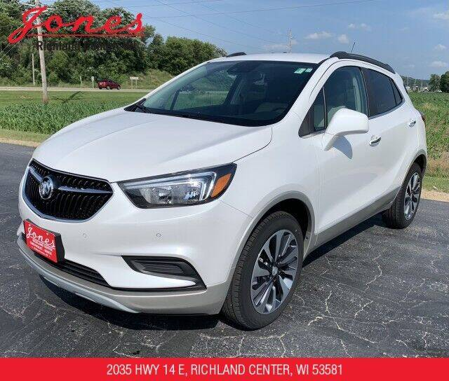 2021 Buick Encore for sale at Jones Chevrolet Buick Cadillac in Richland Center WI