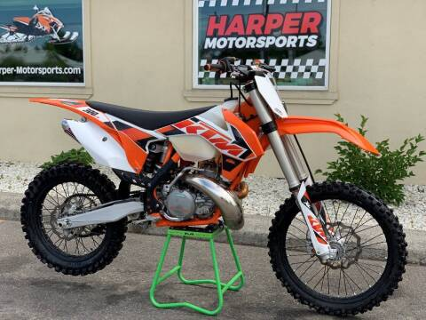 2015 KTM XC 300 for sale at Harper Motorsports-Powersports in Post Falls ID