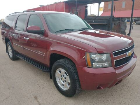 2009 Chevrolet Suburban for sale at Apex Auto Sales in Coldwater KS