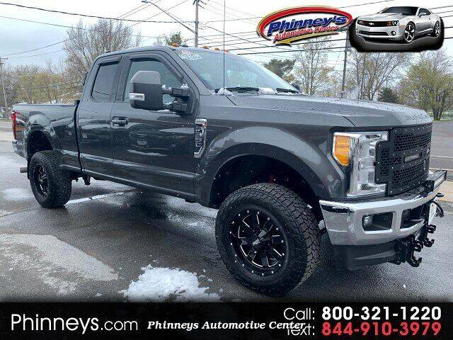 2017 Ford F-350 Super Duty for sale at Phinney's Automotive Center in Clayton NY