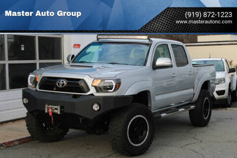 2012 Toyota Tacoma for sale at Master Auto Group in Raleigh NC