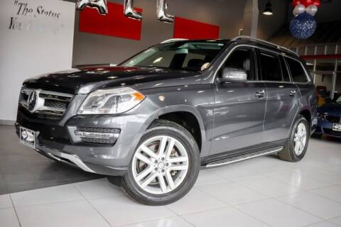 2015 Mercedes-Benz GL-Class for sale at Quality Auto Center in Springfield NJ