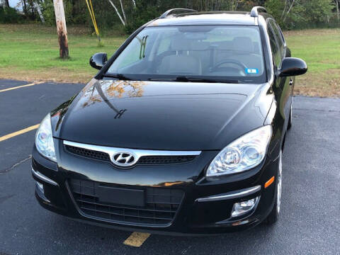 2010 Hyundai Elantra Touring for sale at Anamaks Motors LLC in Hudson NH