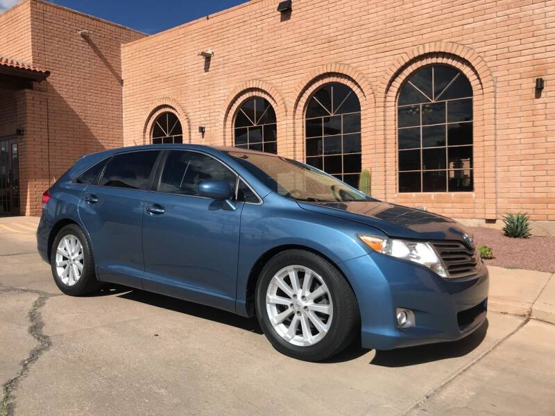 2009 Toyota Venza for sale at Freedom  Automotive in Sierra Vista AZ