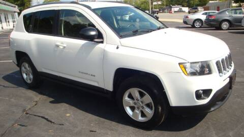2014 Jeep Compass for sale at Glory Motors in Rock Hill SC