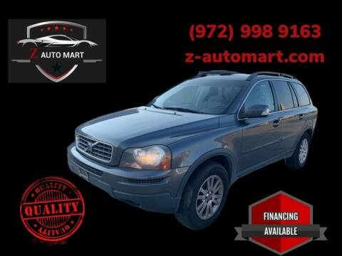 2008 Volvo XC90 for sale at Z AUTO MART in Lewisville TX