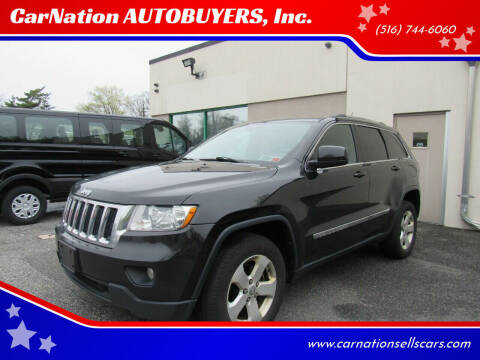 2013 Jeep Grand Cherokee for sale at CarNation AUTOBUYERS, Inc. in Rockville Centre NY