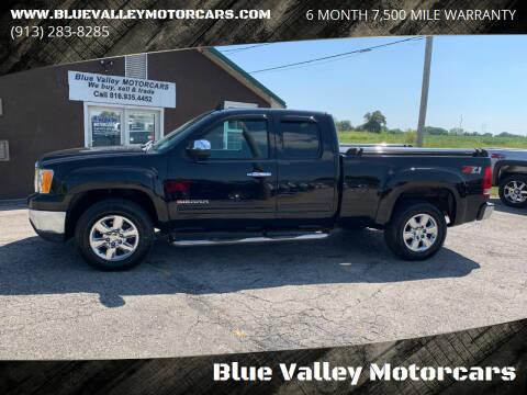 2013 GMC Sierra 1500 for sale at Blue Valley Motorcars in Stilwell KS