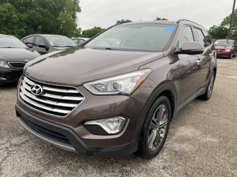 2013 Hyundai Santa Fe for sale at Pary's Auto Sales in Garland TX